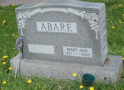 Mary Ann Abare