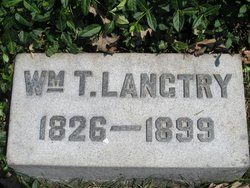 William T Langtry
