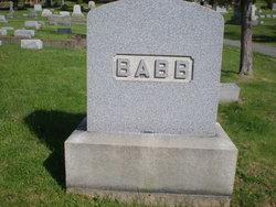 Charles M Babb
