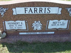 Herbert E Farris