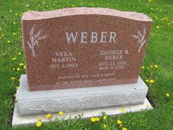 George Roy Weber