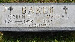 Mattie <i>Carter</i> Baker