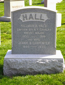 Capt Hillman Allyn Hall