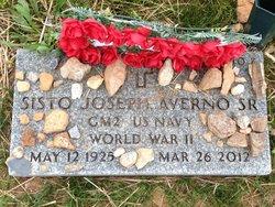 Sisto Joseph Averno, Sr