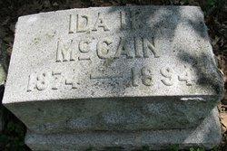 Ida May <i>Hundoble</i> McCain