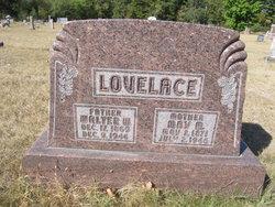Martha May May <i>Jones</i> Lovelace