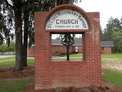 Saint Luke Baptist Church Cemetery