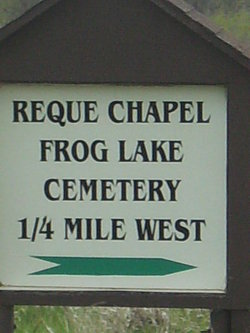 Frog Lake Cemetery
