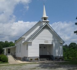 Old Nacoochee Missionary Baptist Church