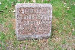Albert R Anderson
