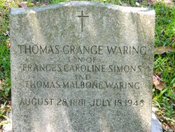 Thomas Grange Waring