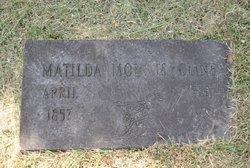 Matilda <i>Mounts</i> Cline