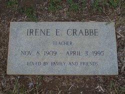 Irene E. Crabbe