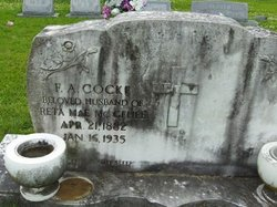 F. A. Cocke