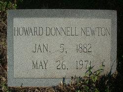 Mattie Howard <i>Donnell</i> Archer-Newton