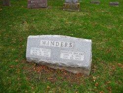 Frances A <i>DuCray</i> Winders