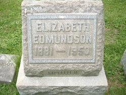 Mary Elizabeth <i>Hilderbrand</i> Edmundson