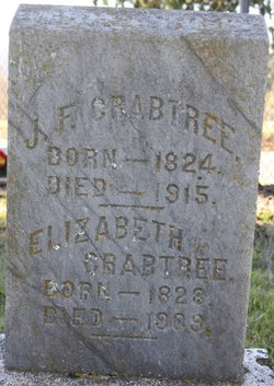 Elizabeth <i>Davis</i> Crabtree