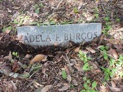 Adela F <i>Shoup</i> Burgos