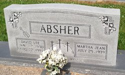 Martha Jean Absher