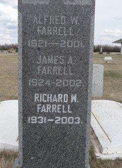 Alfred W Farrell