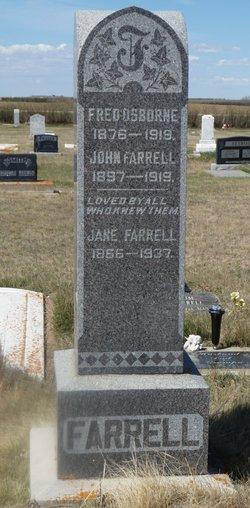 Jane Farrell