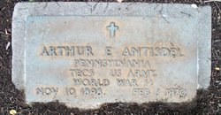 Arthur E Antisdel