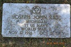 Joseph John Rice