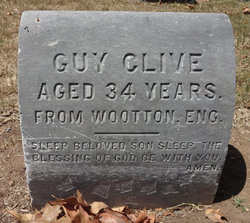 Guy Clive