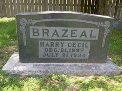 Harry Cecil Brazeal