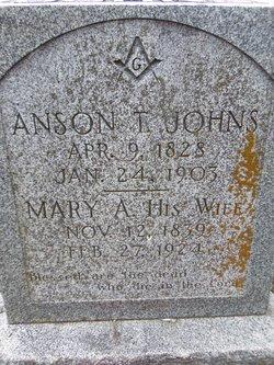 Mary Leona Leona <i>Johns</i> Curry