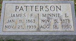 Minnie E Patterson
