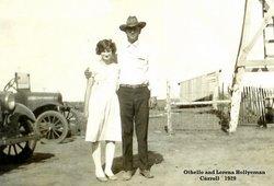 Rhoda Lorena <i>Holleyman</i> Carroll
