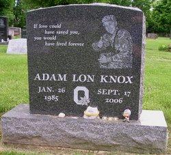Sgt Adam Lon Knox
