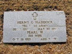 Henry Glenn Haddock