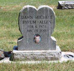 Dawn <i>Byrum</i> Allen