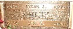 Zed Cullen Finley