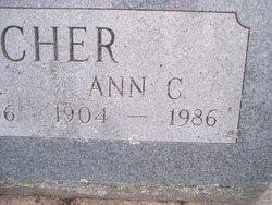 Ann <i>Nelson</i> Lecher