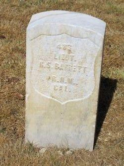 Lieut Richard S Barrett