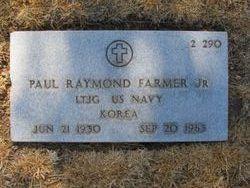 Paul Raymond Farmer, Jr