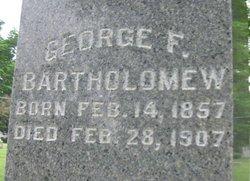 George F. Bartholomew