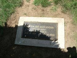 Elwyn L. Alexander