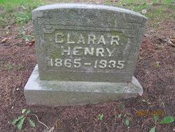 Clara R. Henry