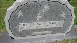 Ralph Daniel Harper