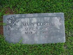 Mary Mattie <i>Gallo</i> Corti