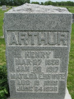 Henry Arthur