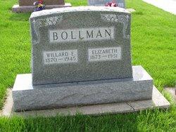 Catherine Elizabeth <i>Spahr</i> Bollman