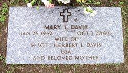 Mary Louise <i>Boyd</i> Davis