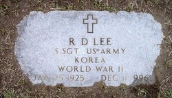 R. D. Lee