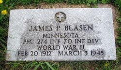 James P Blasen